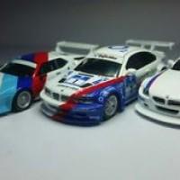 Kyosho 1:64 BMW Z4M M1 M3 GTR 3IN 1 CAR MODEL