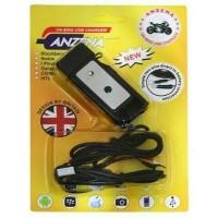 Anzena Charger WATERPROOF included USB Cable - untuk semua merk HP