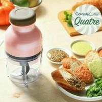 Jual blender kapsul/Hand Blender capsule cutter quatre & chop pastemixcrush Murah