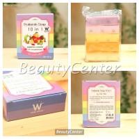 Harga asli fruitamin soap 10in1 by wink white original thailand | Pembandingharga.com