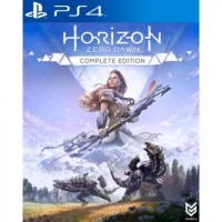 PS4 HORIZON : ZERO DAWN COMPLETE EDITION (REGION 3/ASIA/ENGLISH)
