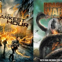 DVD The Darkest Hour 2011 & Dragon Wars D-War 2007 (Sub Indo)
