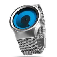 ORIGINAL JAM TANGAN SINOBI ZIIIRO Gravity Smart Analog Watch SILVER