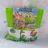 Tas Ultah Anak Good Dino |Tas Ultah Model Ransel Banner