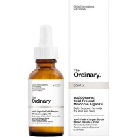 The Ordinary 100% Organic cold pressed moroccan argan oil
