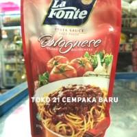 La Fonte Saus Bolognese 315g LaFonte Saos Pasta Spaghetti 315 g Murah