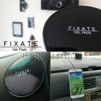 Fixate Gel Pad Sticky Round Circle