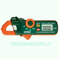 Extech MA120 digital Ac dc Clamp meter Tang Amper 200A + NCV detektor