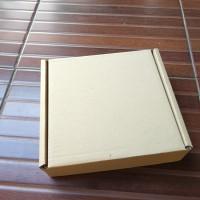 Kardus / Box / Kemasan Pizza / Baju / Kaos / Online ukuran 20x20x5