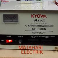 Stabilizer STAVOL 1000 watt KYOWA / Stabilizer otomatis 1000W KYOWA
