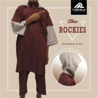 Jual Gamis Pakistan Anak Marun by Nabawi Clothes Murah