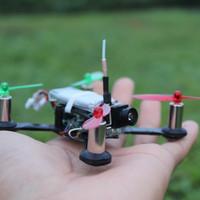 mini drone race rakitan carbon frame
