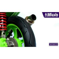 Ban Racing Mizzle MR01 90/80-14 Tubeless Soft Compound