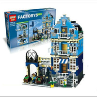 LEGO BRICK LEPIN 15007 CREATOR MODULAR MARKET STREET ISI 1275 PCS