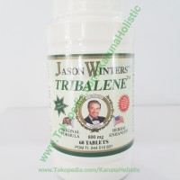 Jason Winters Tribalene with Chapparal 60 tablets