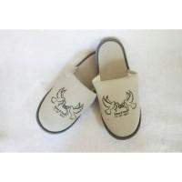 sandal rumah handuk/souvenir pernikahan