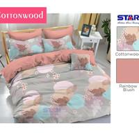 Sprei STAR Cottonwood 160x200x20