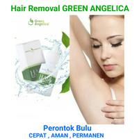 Perontok Bulu Ketiak Permanen, Penghilang Bulu Alami Green Angelica