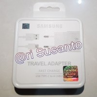 Charger Samsung Galaxy S8 S8+ Note 8 Note FE Type C Kualitas Original