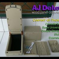 ARMREST CONSOLE BOX UNIVERSAL TIPE AJ DELUXE