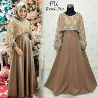 maxi dress busana muslim abaya brukat kebaya batik baju pesta gamis