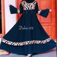 gamis / jubah / abaya / busana muslim / dubai 078