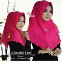 grosir  kerudung / hijab / jilbab  instan tajmahal