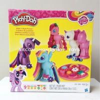 Jual Play-Doh Make n Style my little pony play doh murah Murah