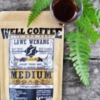 Jual Wellcoffee kopi robusta temanggung ( medium roast ) 110g Murah