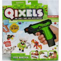 Qixels Fuse Blaster The Cubes That Join with Water