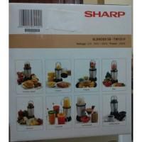 SHARP Blazter Blaster Blender SB-TW101P Diskon