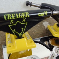 Truck Skateboard Theeve CSX Ronnie Creager
