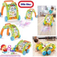 Jual Sweetmomshop Little Tikes Light n Go 3 in 1 Activity Walker Murah