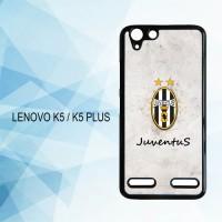 Casing Hardcase HP Lenovo K5 K5 Plus Juventus Wallpaper X4302