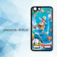 Casing Hardcase HP Lenovo K5 K5 Plus Donald Duck X4638