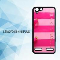 Casing Hardcase HP Lenovo K5 K5 Plus Victoria Secret X5654