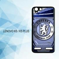 Casing Hardcase HP Lenovo K5 K5 Plus Chelsea Logo X4570