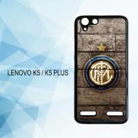 Casing Hardcase HP Lenovo K5 K5 Plus Inter Milan X4300