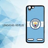 Casing Hardcase HP Lenovo K5 K5 Plus Manchester city X4254
