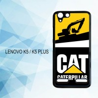 Casing Hardcase HP Lenovo K5 K5 Plus caterpillar excavator X5861