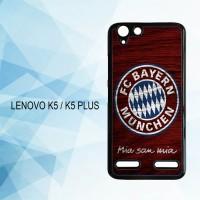Casing Hardcase HP Lenovo K5 K5 Plus Bayern Munich X4249