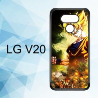 Casing Hardcase HP LG V20 Dragon Ball Z Goku  X4275