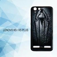 Casing Hardcase HP Lenovo K5 K5 Plus SpiderMan Poster X5907