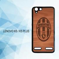 Casing Hardcase HP Lenovo K5 K5 Plus Juventus X4587