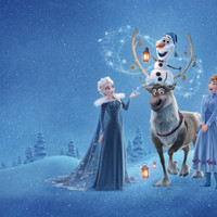 3D Wallpaper - olaf-frozen-11048