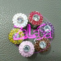 Pin bros turki Magnet Crystal