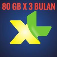 Kartu Perdana XL GO Home Router / Kartu Internet XL Home 240GB