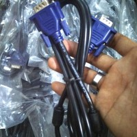 Kabel VGA Blue Original Like New