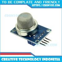 Sensor Gas LPG MQ2 / MQ-2