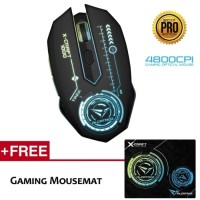Alcatroz Mouse Gaming X-craft Pro Trek 1000